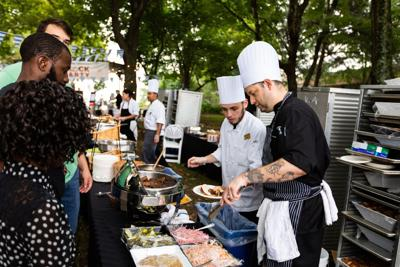 Black Olive Bar and Grill announces 2nd annual block party series