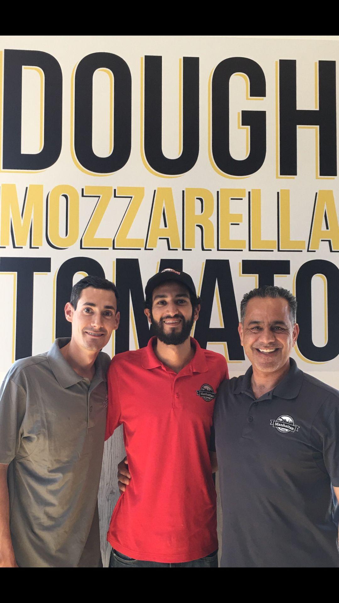 Q&A with Jack Azar of Manhattan Pizza