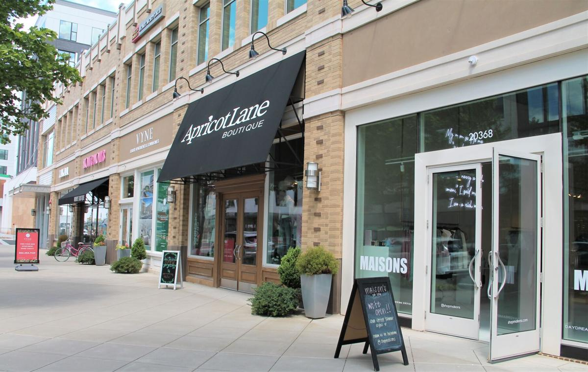 Apricot Lane and Maisons open in One Loudoun