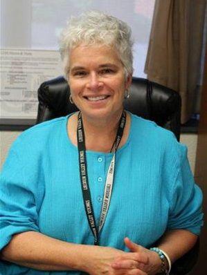 Loudoun Valley High School Principal Sue Ross