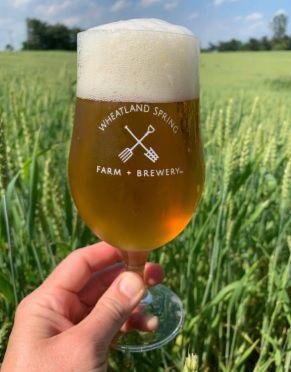 Wheatland Spring Farm Brewery