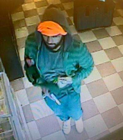 Suspect photo: Loudoun Checks Cashed robbery