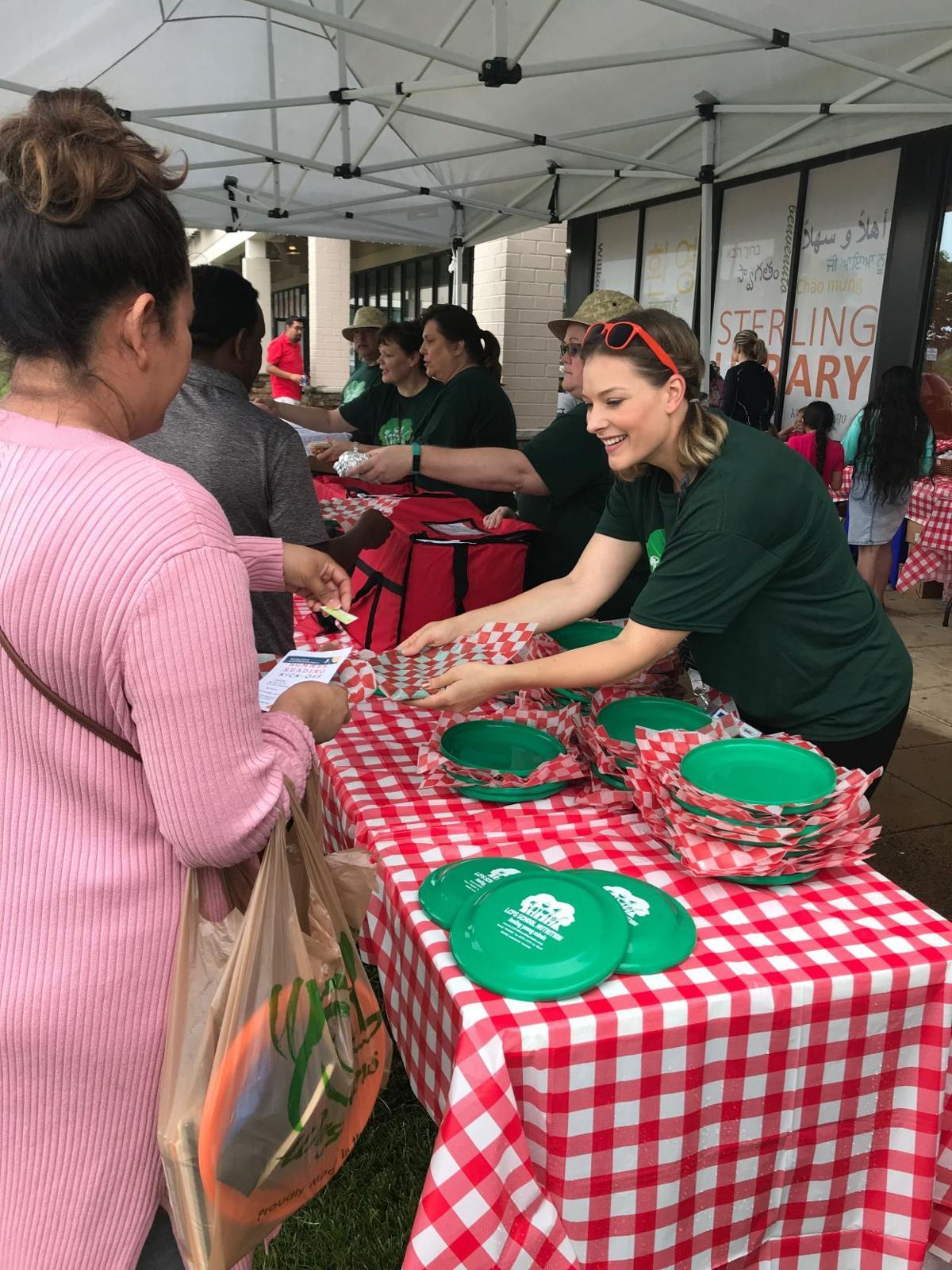 Free summer meals program kicks off in Sterling