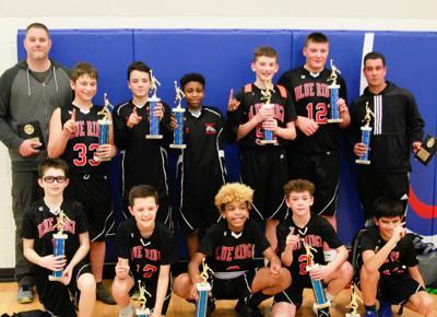 Blue Ridge boys hoops