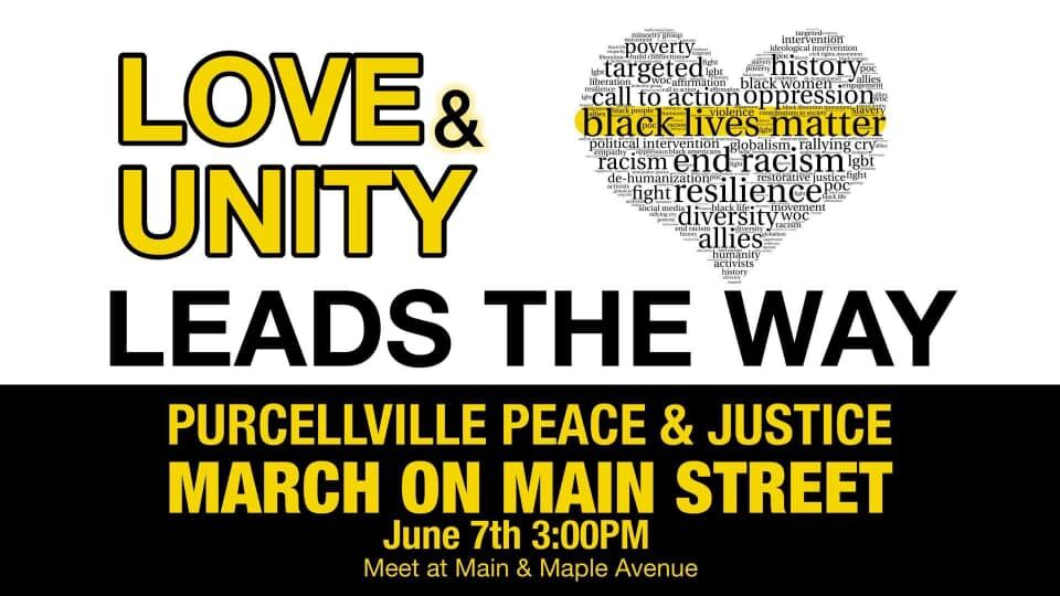 Love & Unity March