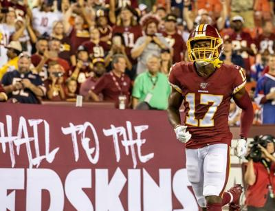 Terry McLaurin Redskin