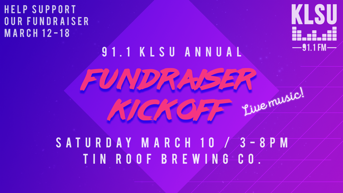 KLSU 2018 Fundraiser and Kick Off Party
