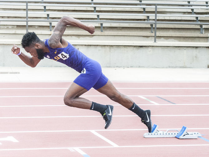 PHOTOS: Battle on the Bayou Track Meet