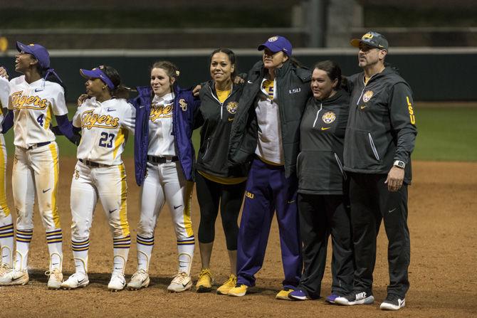 2.9.18 Softball VS University of Southern Mississippi