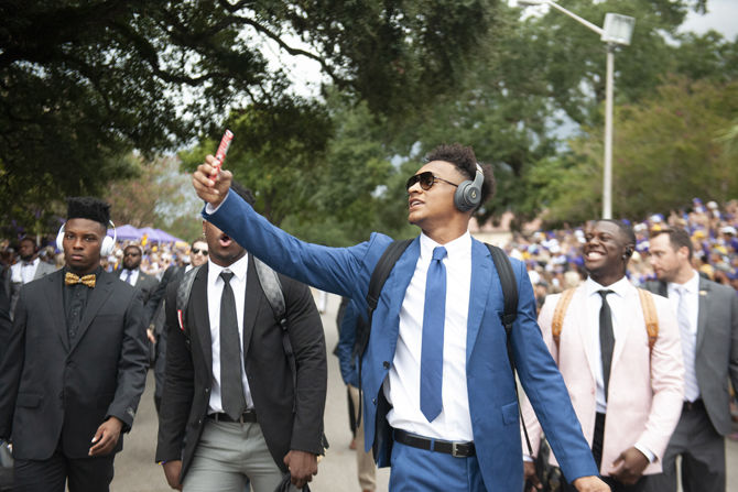 Image result for victory hall lsu
