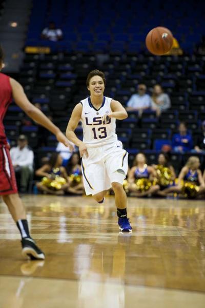 11/4/15 LSU vs Union: Womens Basketball