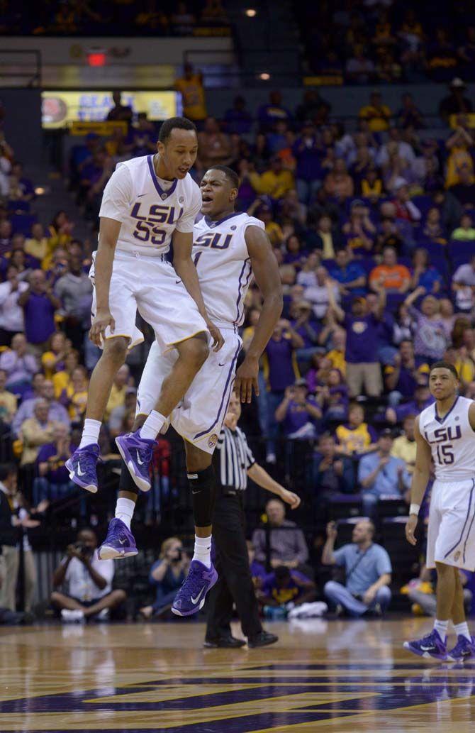 LSU men's basketball team crushes Auburn in rematch, 84-61 ...
