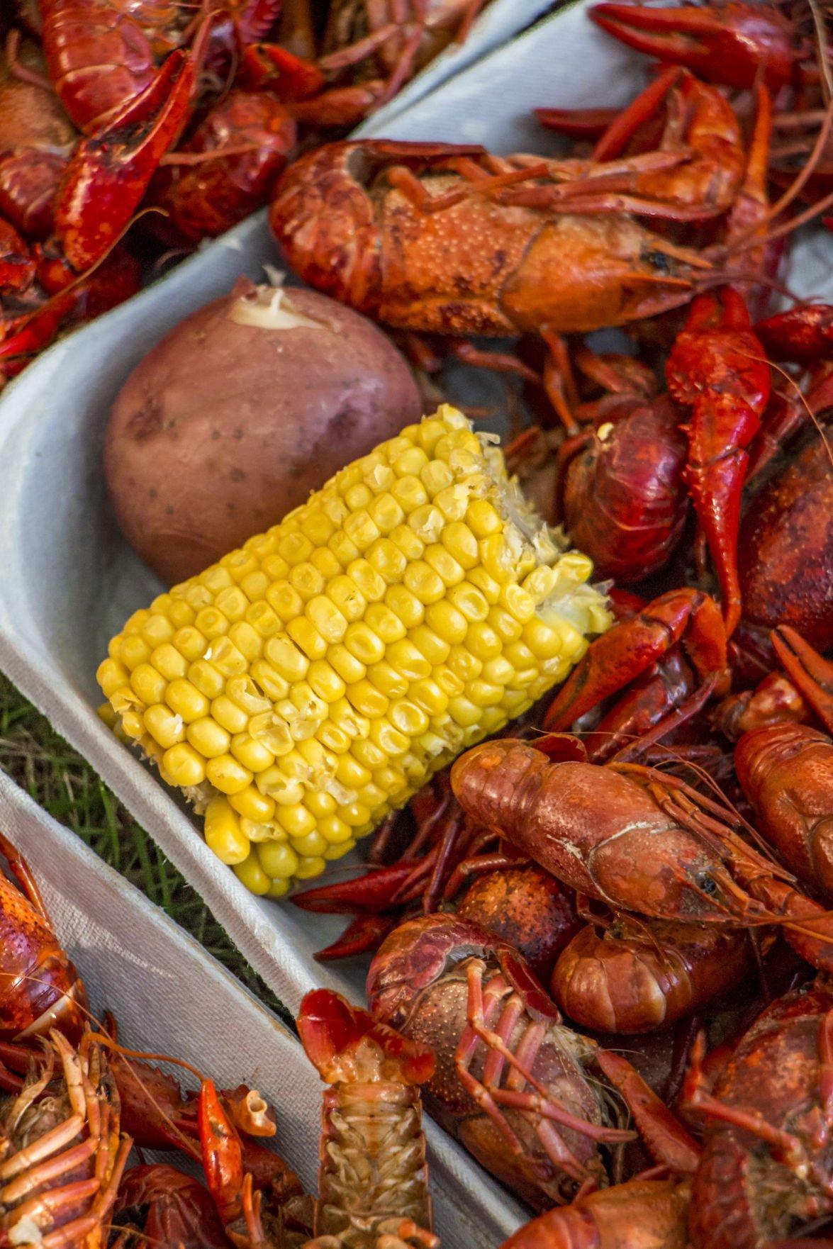 4-12-18 Crawfish Boil