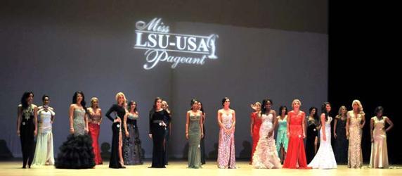 2013 Miss LSU-USA Pageant