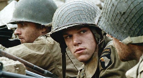 The Five Best Movie Scenes Of All Time War Edition