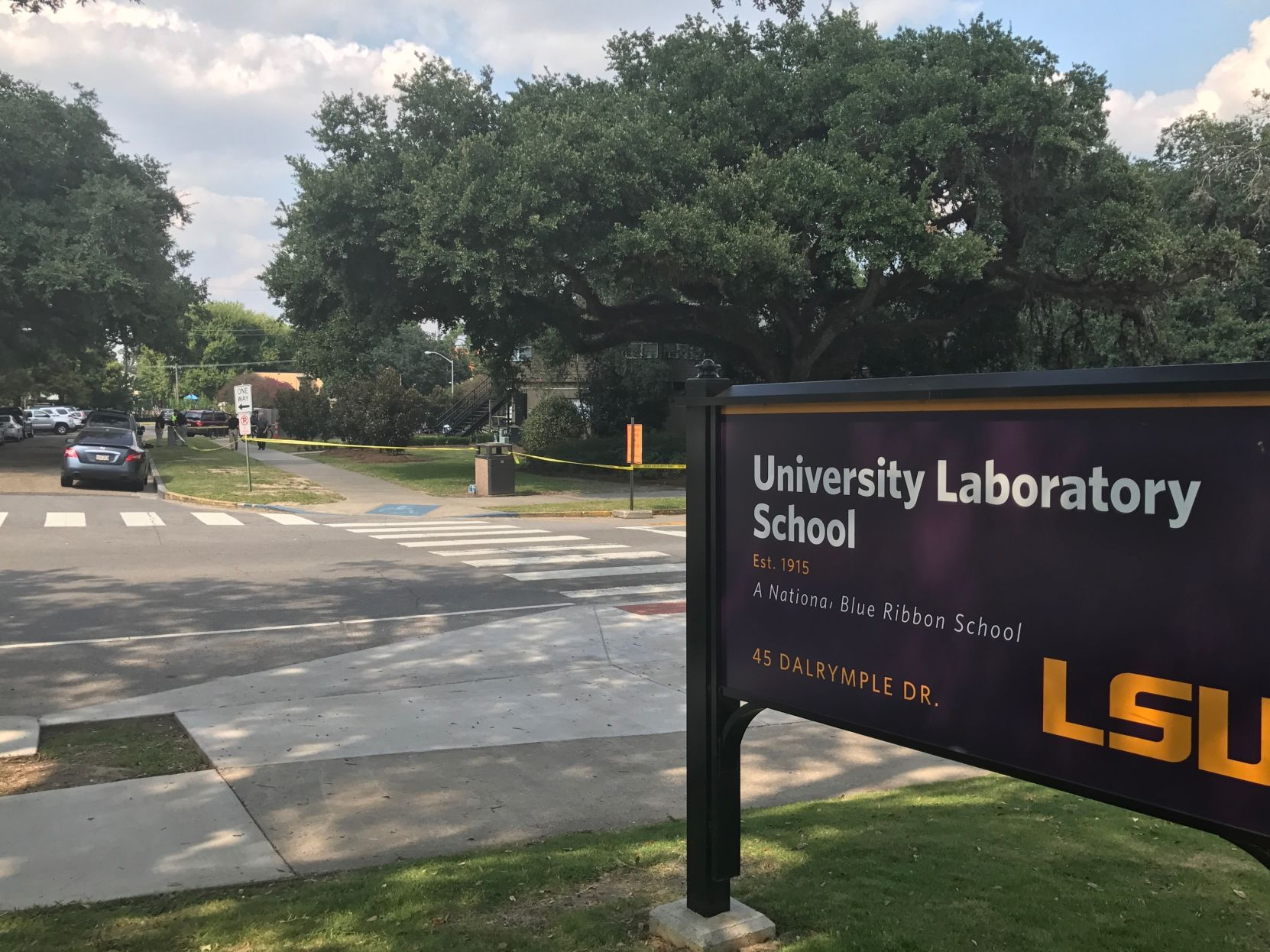 One person dies after being taken from LSU fraternity house to hospital