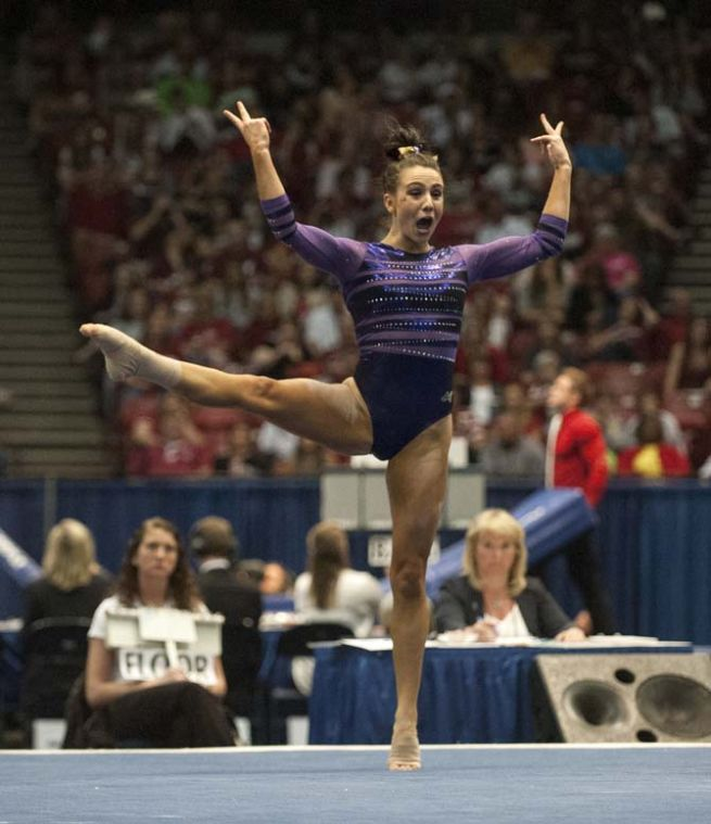 Gallery: NCAA Super Six Gymnastics Finals | Multimedia ...