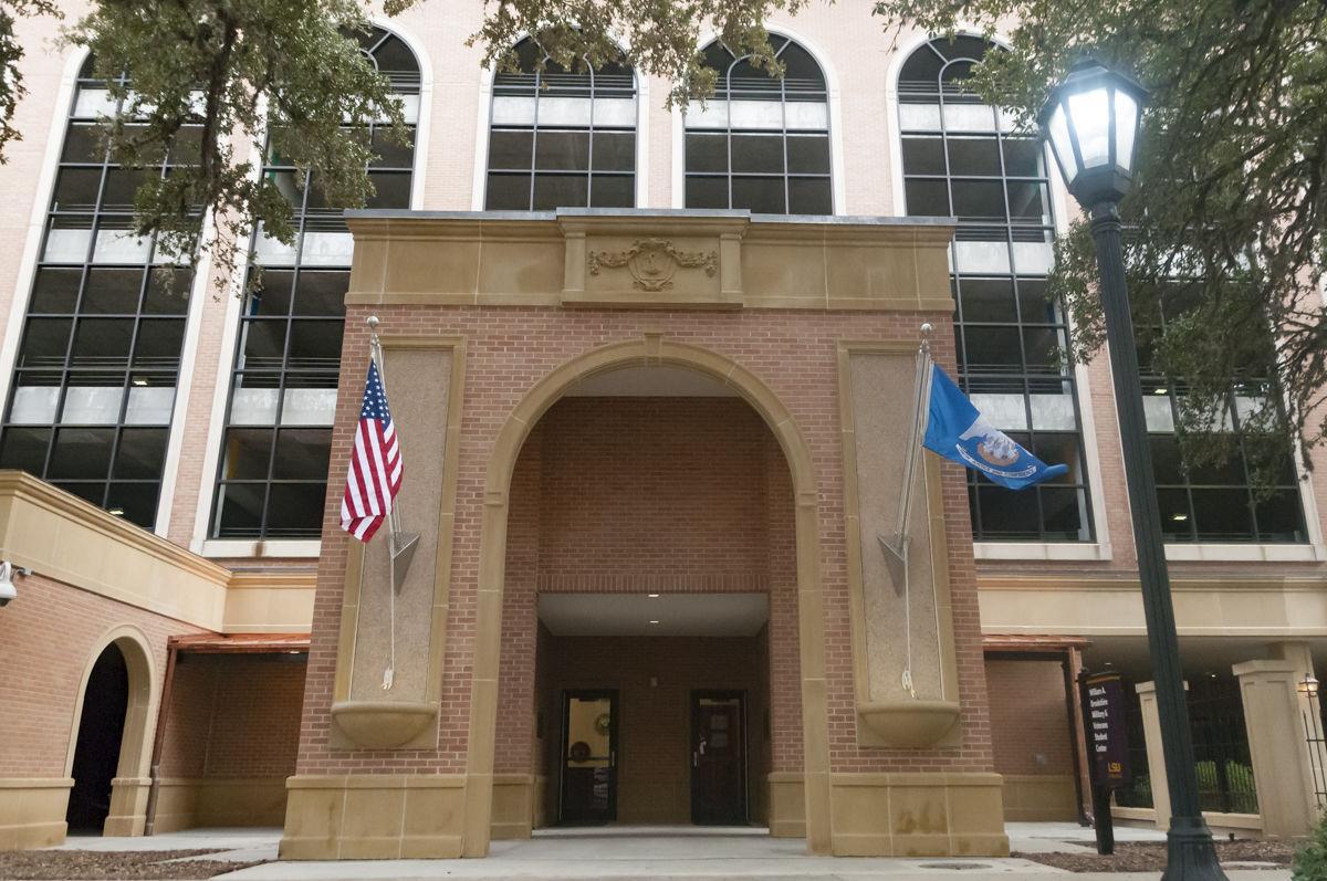 2-5-18 LSU Student Veteran Center