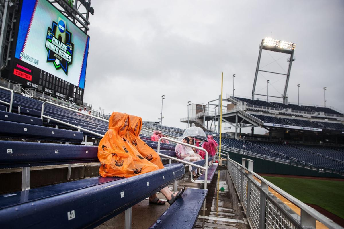 2018 College World Series has already been delayed longer than past seven years combined