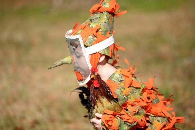 2/6/15 Courir de Mardi Gras Costumes