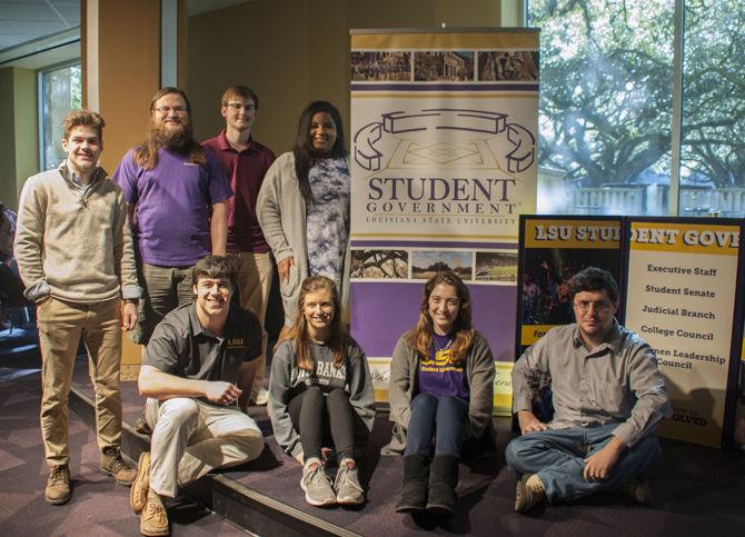 1-31-2018 Student Government Senate