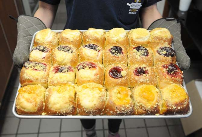 Nicholson Drive Kolache Kitchen holds raffle with new hours, lunch ...