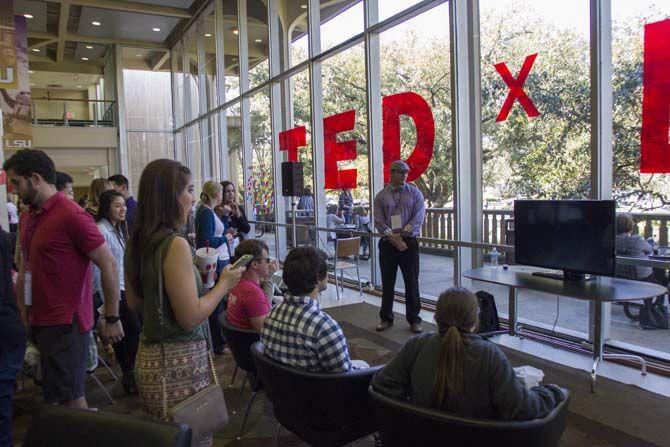 03/05/16 TEDxLSU