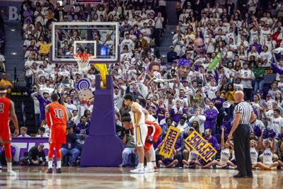 PHOTOS LSU basketball vs. Auburn