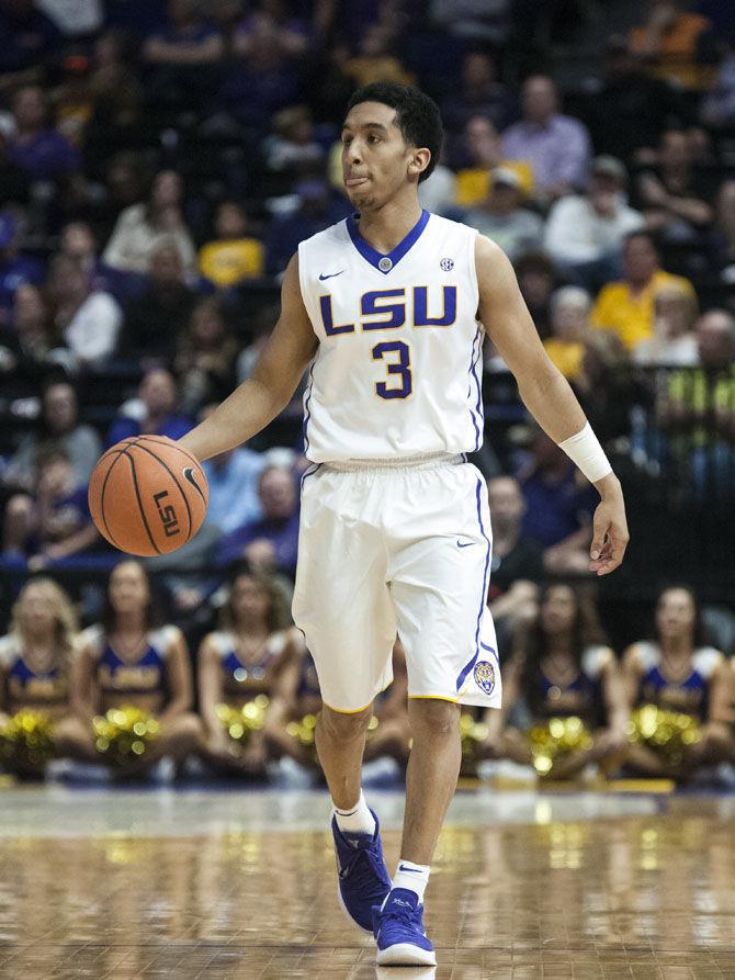 3.3.2018 LSU vs Mississippi St Men's Basketball