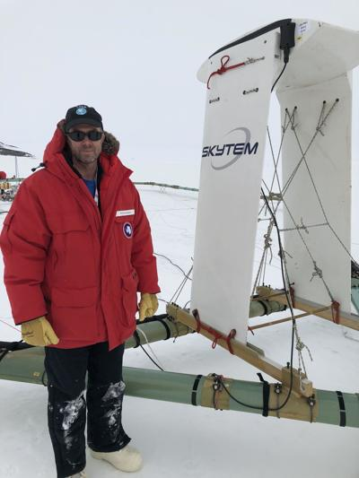 Antarctic research 1