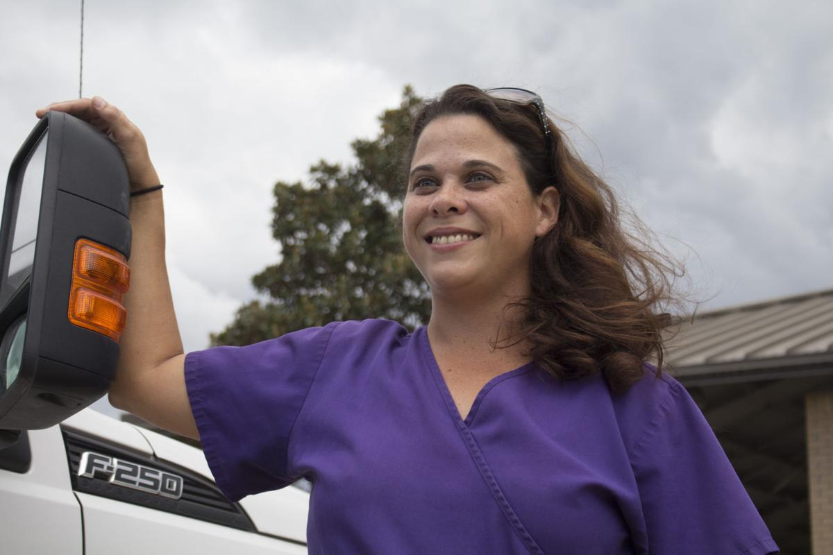 Lsu Veterinary Assistant Wins Champions Of The Cause Award The