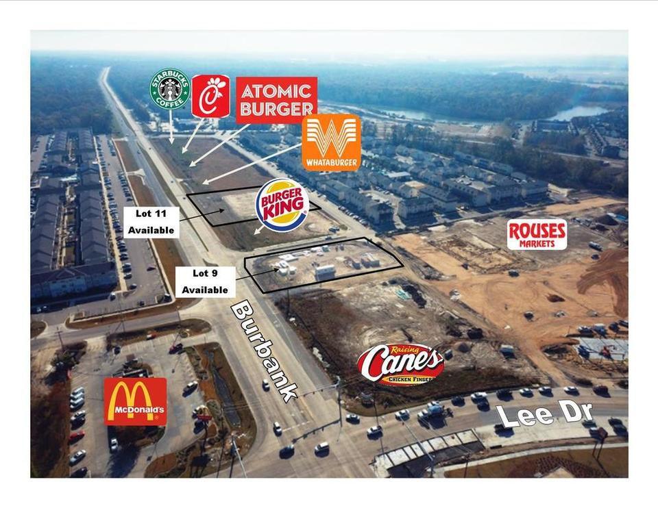 burbank development plan pic