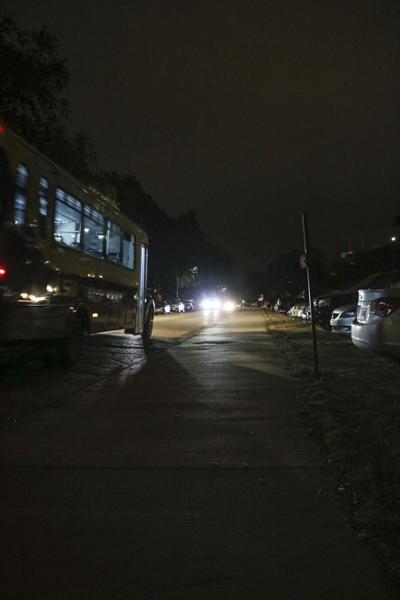 1.14.19 LSU Campus at Night