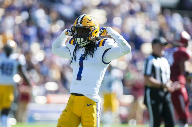 Swiss Army Knife Donte Jackson S New Role At Safety For