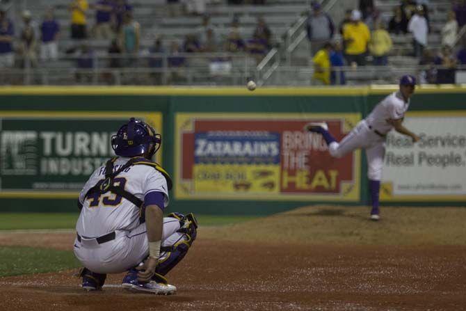 04-07-16 Baseball vs. Vanderbilt