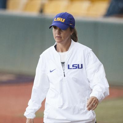 4-17-2018 LSU Softball v NSU
