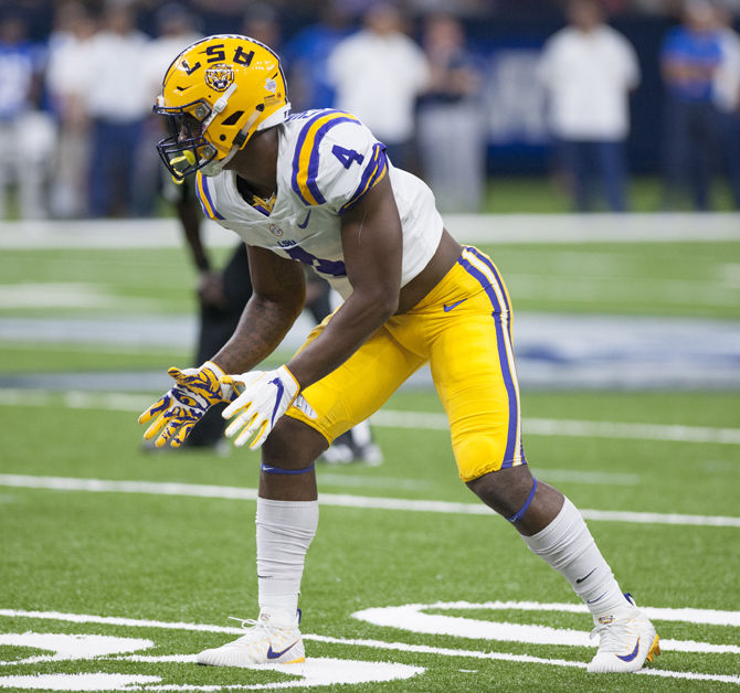 New year, same LSU defense, as Tigers dominate BYU