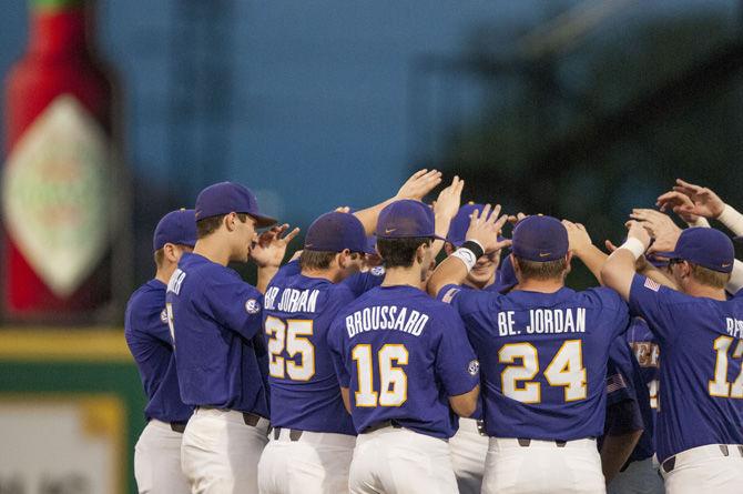 3.10.18 LSU Baseball vs. Hawaii
