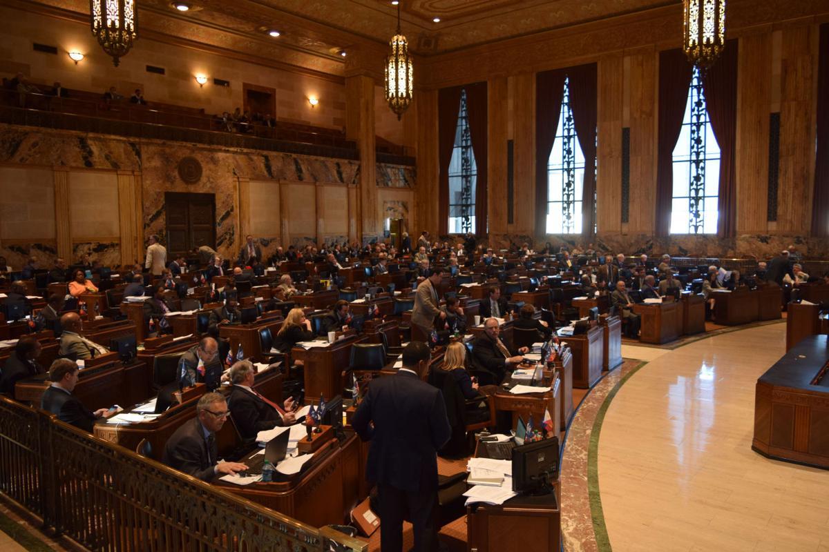 Louisiana legislature prefiles nine bills and one resolution for louisiana legislature prefiles nine bills and one resolution for upcoming regular session sciox Choice Image