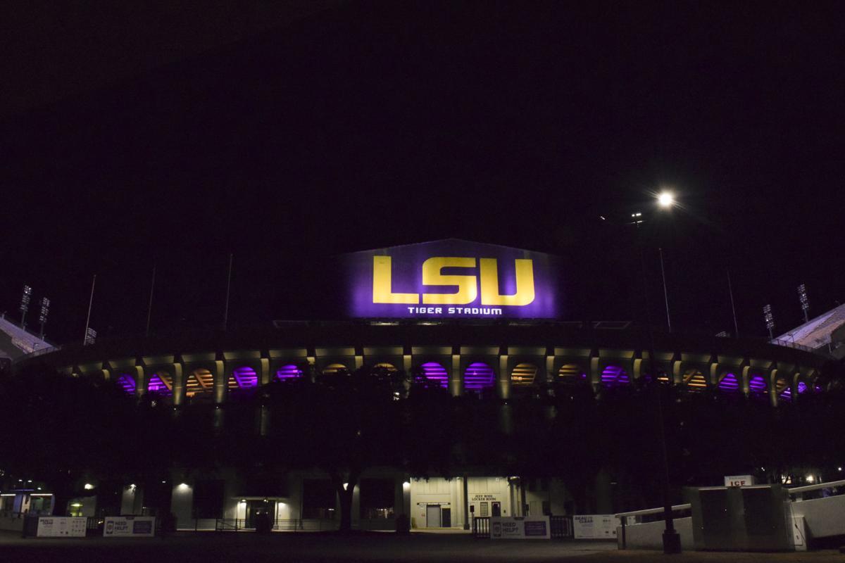 1.22.18 Tiger Stadium at night