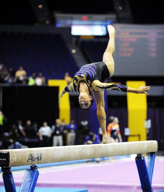 Women's Gymnastics: LSU begins crucial road swing against ...