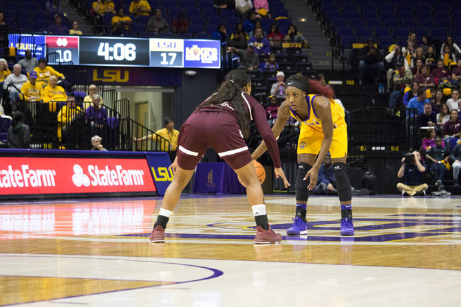 LSU vs. Mississippi State Women's Basketball
