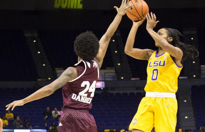 LSU vs. Mississippi State Women's Basketball