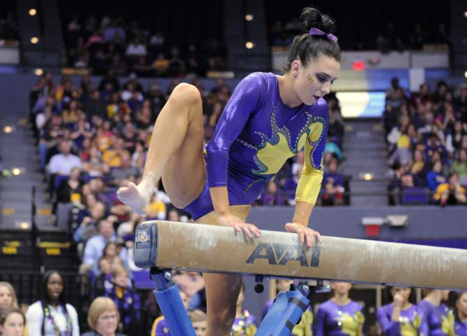LSU eclipses 198 for first time in program history ...