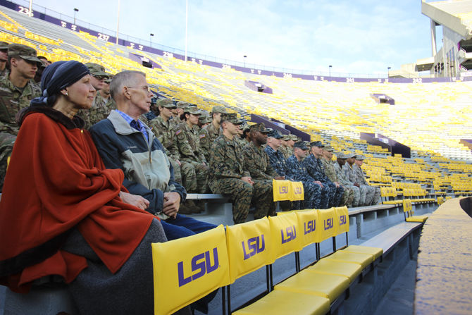 11-9-17 Tiger Stadium Seat Dedication