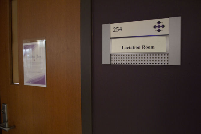 1.11.19 Lactation Room