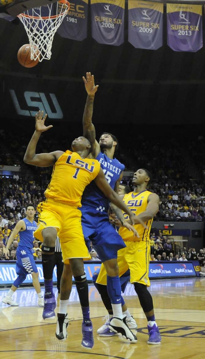 LSU men's basketball team will face familiar foes to end ...