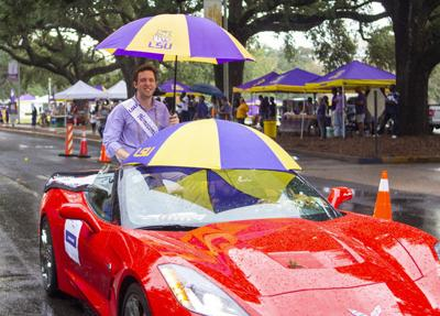 PHOTOS: LSU Homecoming Parade