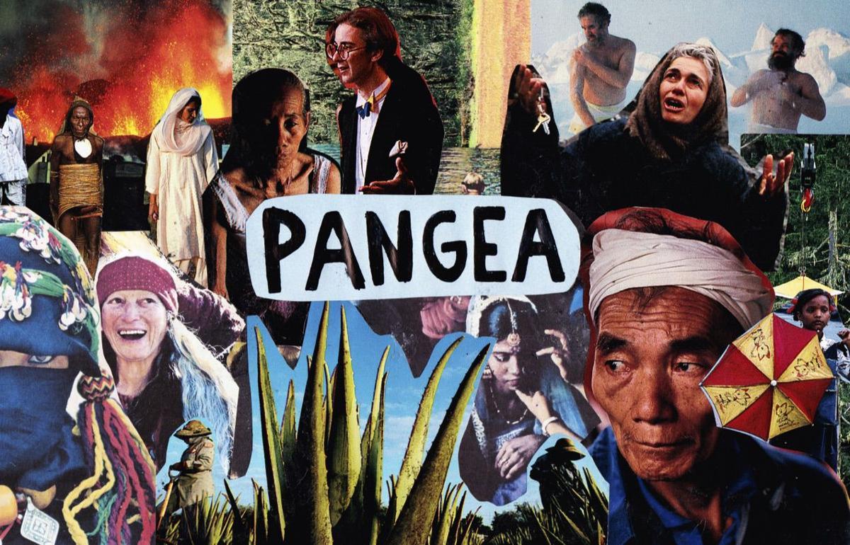 Pangea 4/14/18