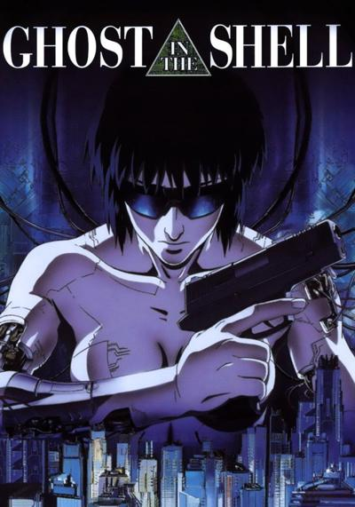 Ghost in the Shell animated